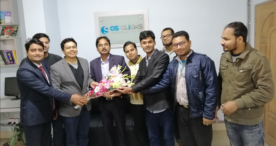 Visit to CSE Old Alumni Office